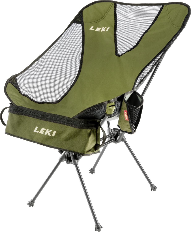 LEKI Chiller Folding Chair - Olive
