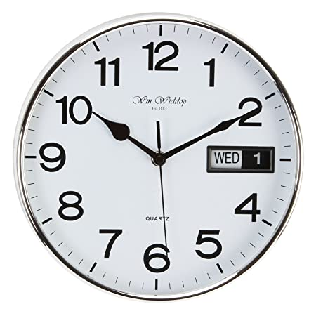 office wall clocks large. KITCHEN WALL CLOCK / OFFICE - WITH EASY-READ CLEAR CLEAN FACE Office Wall Clocks Large