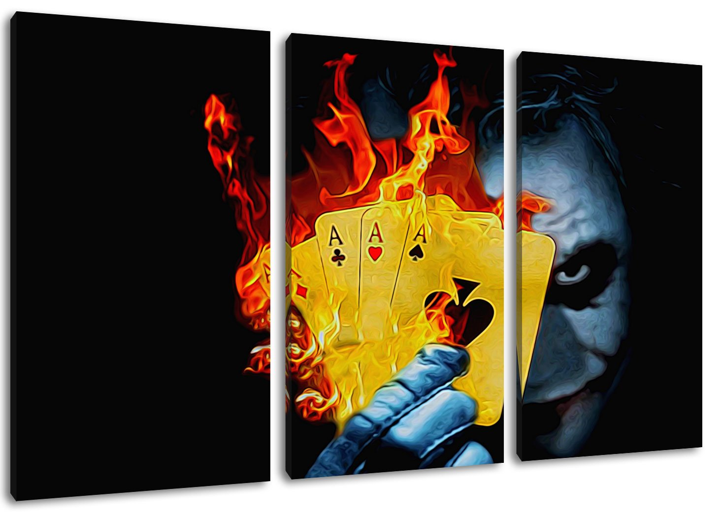 Amazing Wall Art Canvas 3 Pieces Contemporary - The Wall Art ...