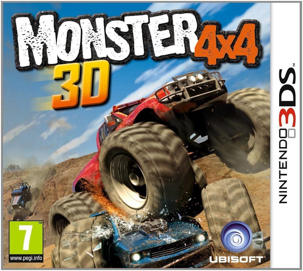 Ubi Soft Monster Truck 4X4 3D