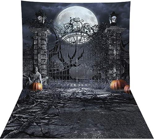 Allenjoy Fotografie Hintergrund Mit Halloween Thema Kamera