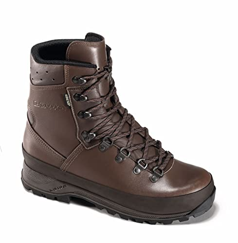 Lowa mountain boots brown Military army  Amazon.co.uk  Shoes   Bags 67c91bef861