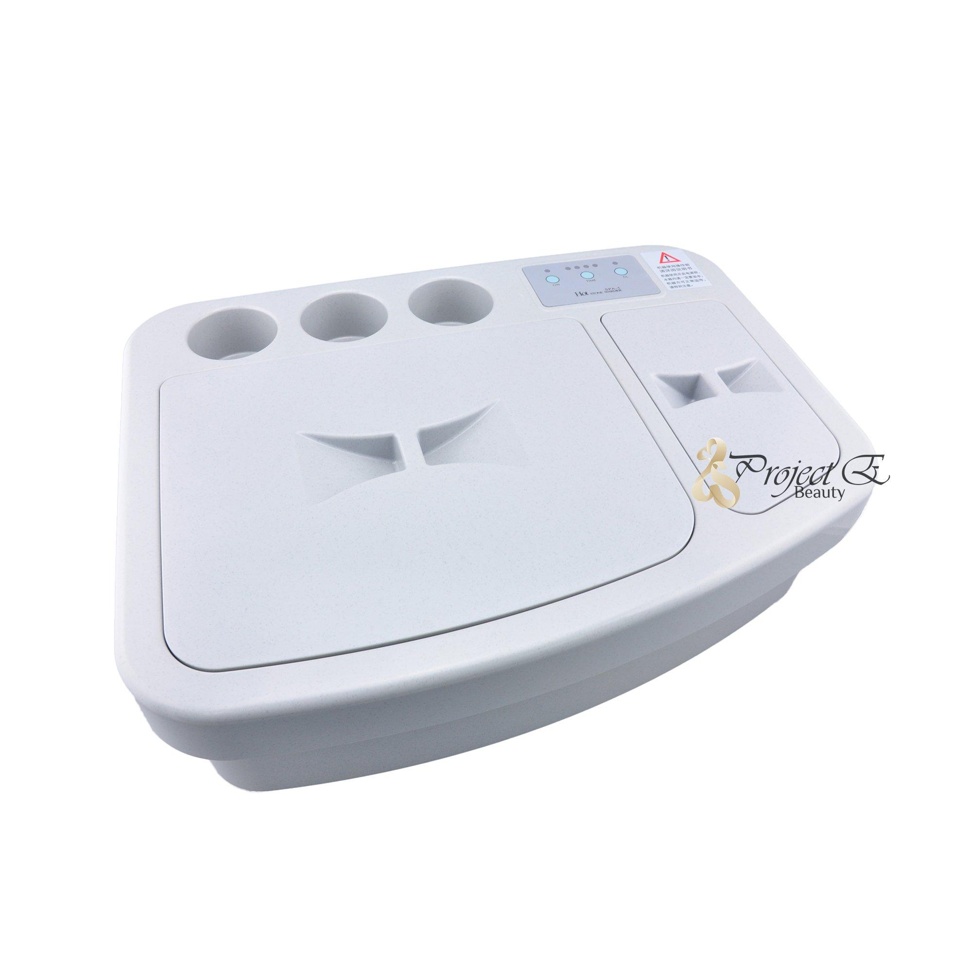 Project E Beauty New Ozone Hot Warm Stone Stones Rocks Massage Warmer Heater Spa Salon Use