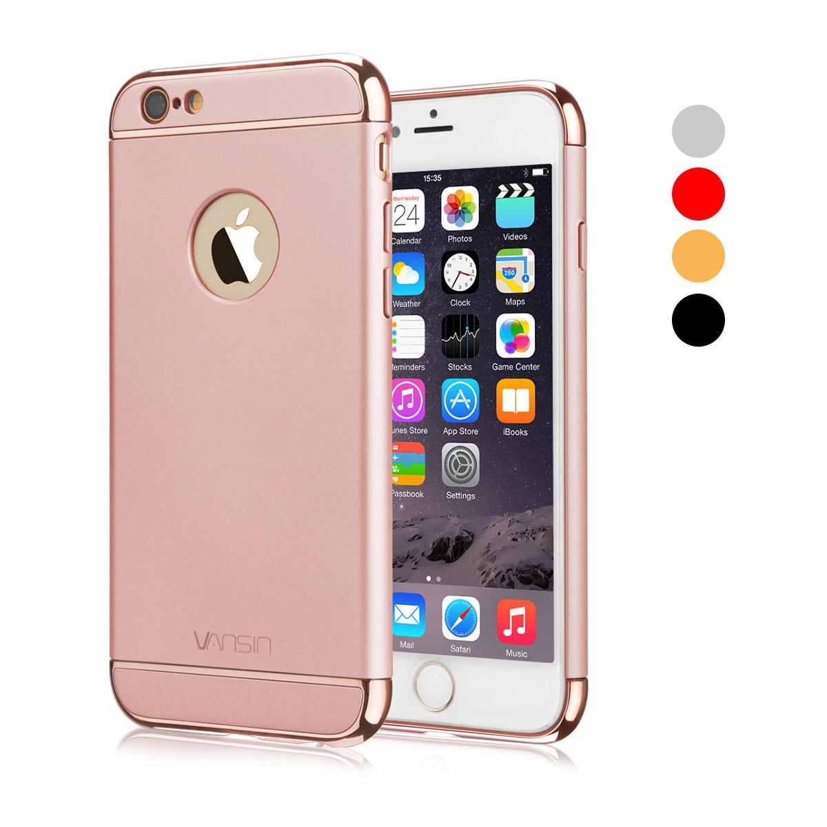 Amazon.com: iPhone 6 Plus Case, VANSIN 3 in 1 Ultra Thin and Slim ...