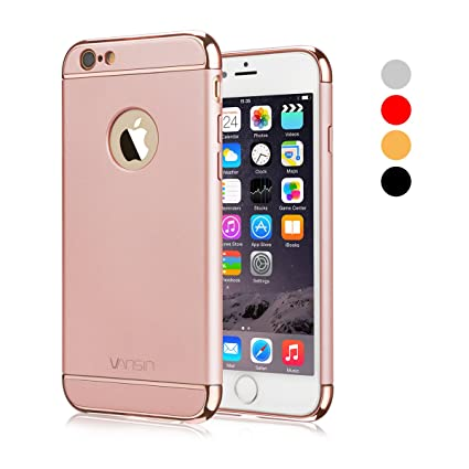 IPhone 6 Plus Case VANSIN 3 In 1 Ultra Thin And Slim Hard Coated