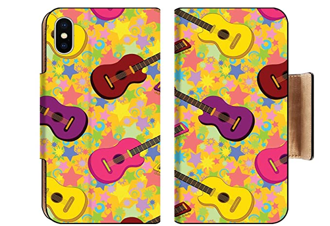 Amazon Com Liili Premium Apple Iphone Xs Flip Pu Wallet