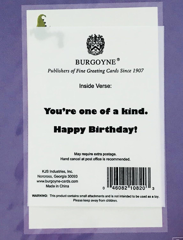 Amazon Com Burgoyne Birthday Greeting Cards British Man With