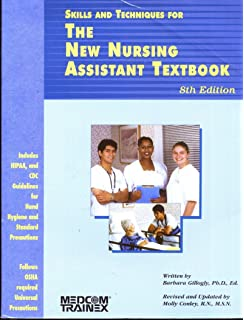 The new nursing assistant student workbook and skills checklists skills and techniques for the new nursing assistant textbook fandeluxe Choice Image