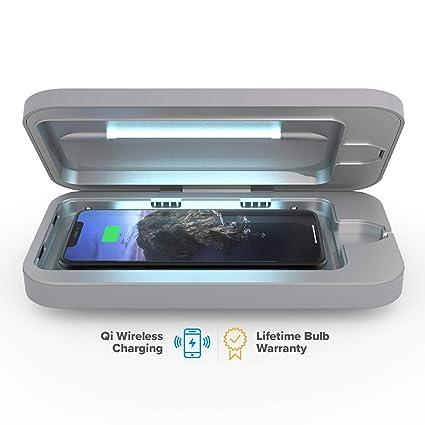 Amazon.com: PhoneSoap - Sanitizador inalámbrico de teléfono ...