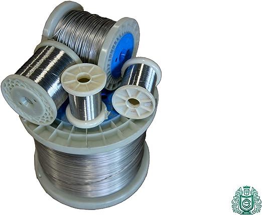 Nichrom 0.9-5mm Resistance 2.4869 Nicr 80//20 Cronix Heating Wire 1-100 Meter