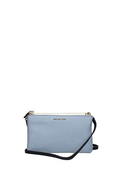 ccc52bb70319 Crossbody Bag Michael Kors Women - Leather (32T8GF5C8TPLBLWTADMR): Amazon.co .uk: Clothing