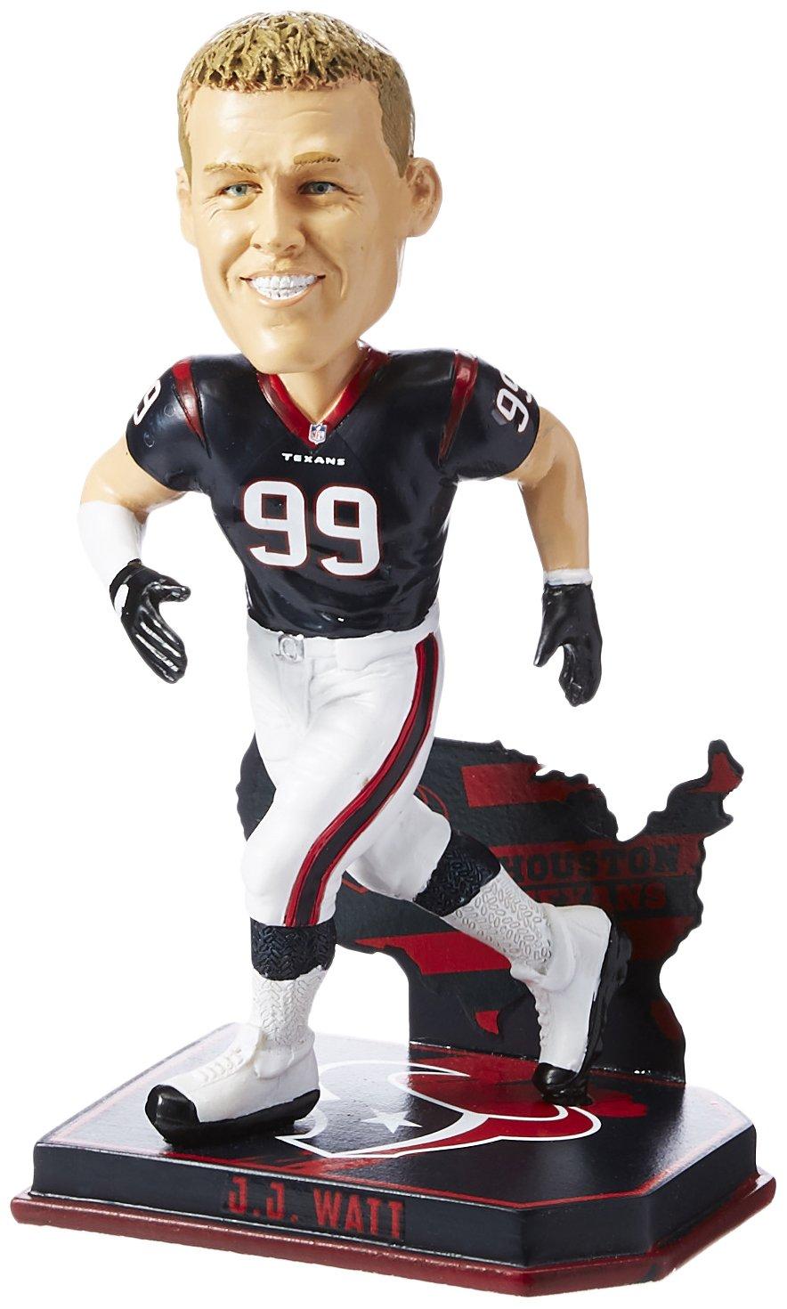 FOCO Houston Texans Watt J. #99 Nation Bobble