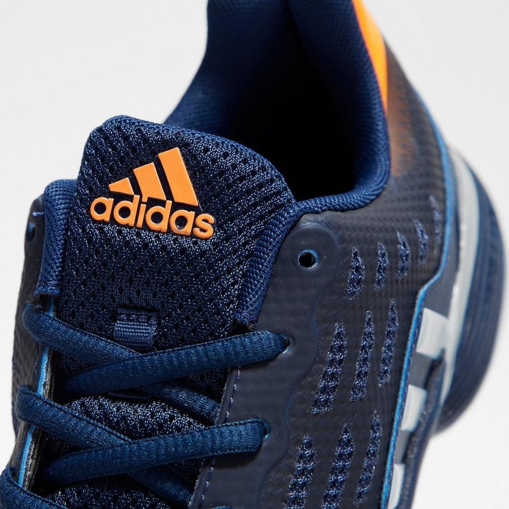 finest selection 5989c ae015 adidas Nuevo Barricade Junior Zapatos de Tenis Calzado Deportivo Azul  Oscuro, Azul Oscuro, 37 13 Amazon.es Zapatos y complementos