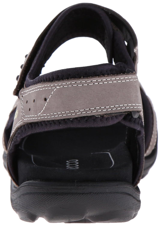 ECCO Women's Kana Sport Sandal B0140WZ1BG Grey 42 EU/11-11.5 M US|Warm Grey B0140WZ1BG 164039