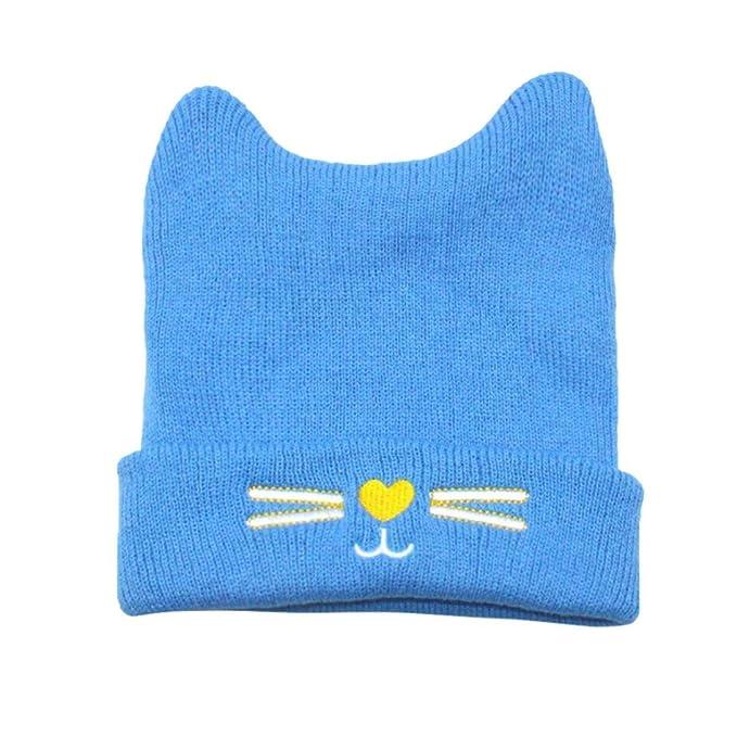 URSING Kleinkind Kinder Mädchen Jungen Baby Karikatur Kätzchen Warm ...