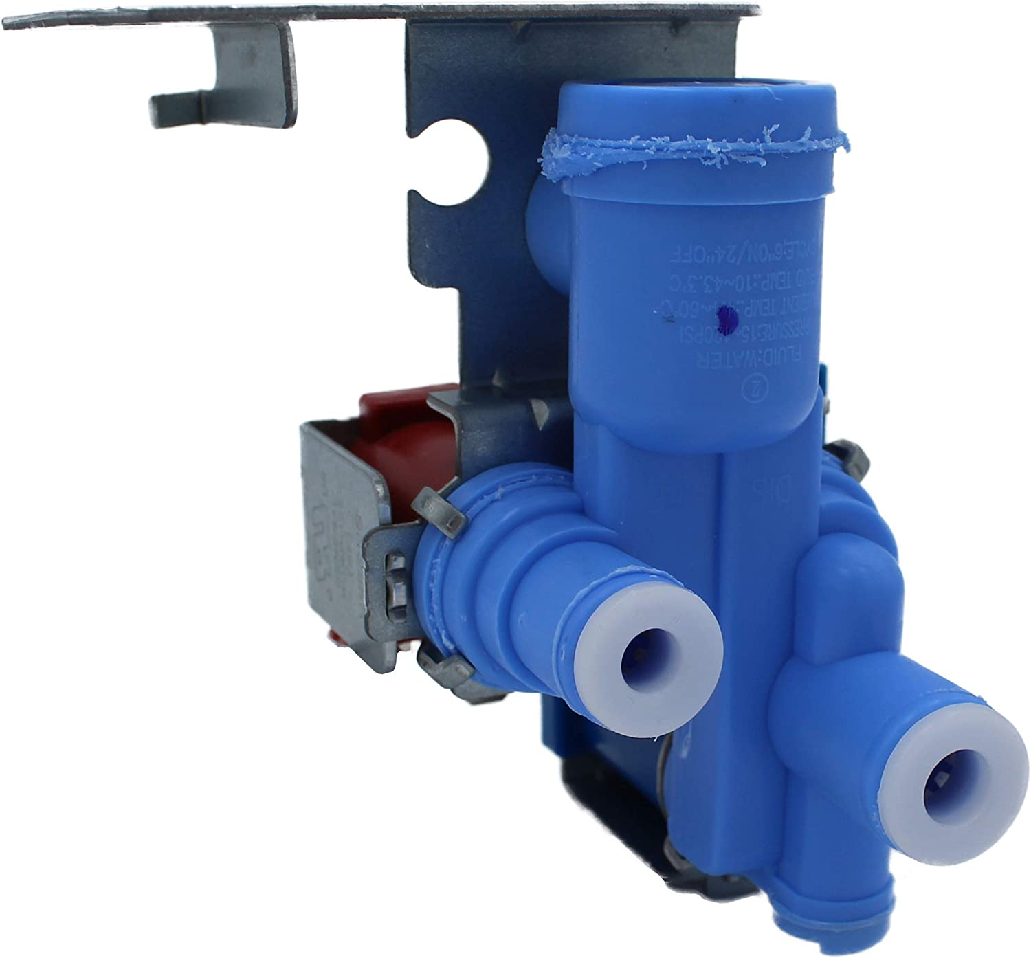 Supplying Demand WR57X10070 Water Valve For Refrigerator Compatible With GE