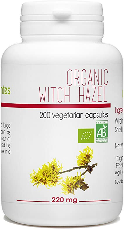 Amazon Com Witch Hazel Hamamelis Organic 200 Vegetarian