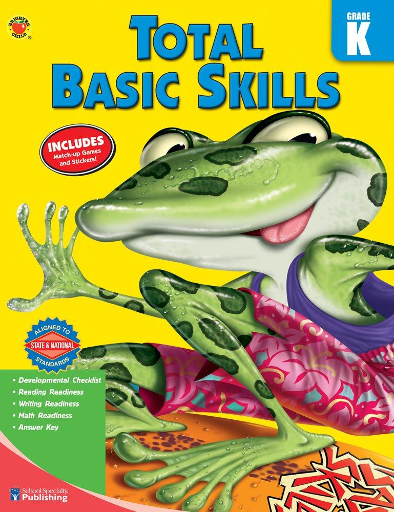 Download Total Basic Skills, Grade K ebook