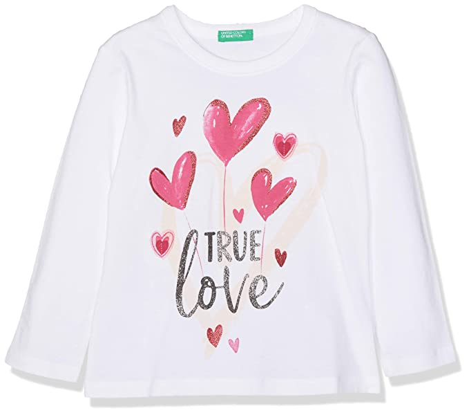 United Colors of Benetton T-Shirt L//S Bambina