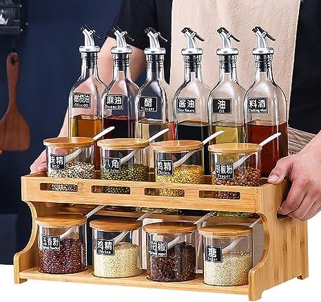Details about  /1Pc Stainless Steel Salt Olive Oil Vinegar Sauce Seasoning Storage Bottle Supply