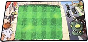 Plants VS Zombies Toy Battle Map Mouse Pad Scene Map