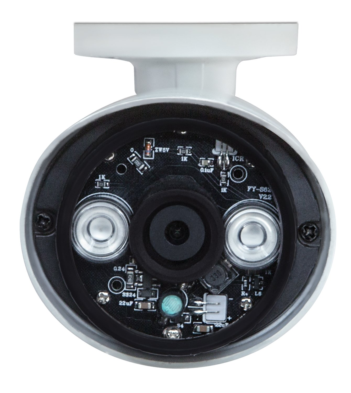 Details about Turcom Wireless WiFi Security IP Bullet Camera, Outdoor  Indoor Waterproof IP66
