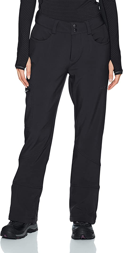APACHE ATS black water-repellent breathable fleece-lined lightweight soft-shell
