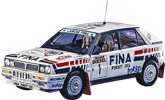 /'92 WRC HASEGAWA Plastic Model Kit 1//24 Lanica Super Delta JAPAN IMPORT
