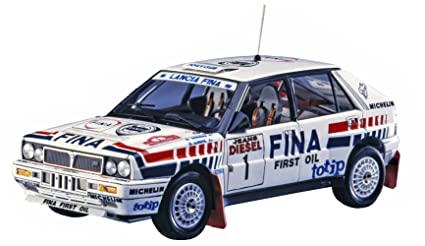 Hasegawa 20343 Lancia Delta HF 16v Rallye Sanremo 1/24 Scale kit