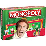 Monopoly Elf | Based on Christmas Comedy Film Elf | Collectible Monopoly Game Featuring Familiar Locations and Iconic…