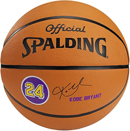 Spalding Ball Player Kobe Bryant 83-021Z - Pelota de baloncesto ...