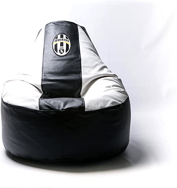 Amazon.com: Juventus FC - Puf para silla (sin grises ...