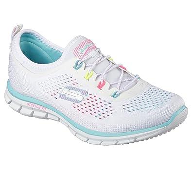 Skechers WHM Glider Running Chaussures Harmony Femme rBwFrq1axf