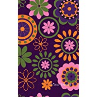 "5-Year Journal: (Purple) Large - 6 ""x 9"" Memory Book"