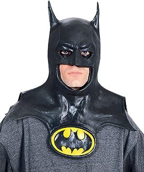 Rubies s oficial Batman máscara con capucha accesorio, disfraz de ...