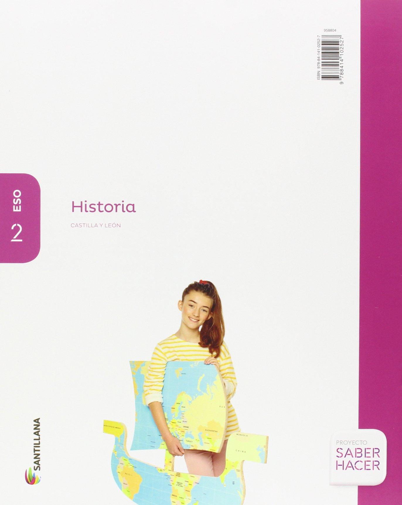 HISTORIA 2ESO C-LEÓN + CUADERNO SANTILLANA EDUCACIÓN ...