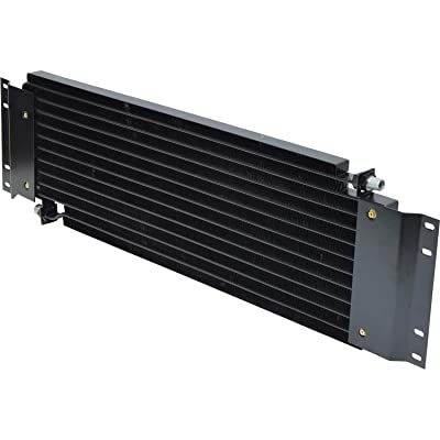 Universal Air Conditioner CN 41405PFC A/C Condenser: Automotive