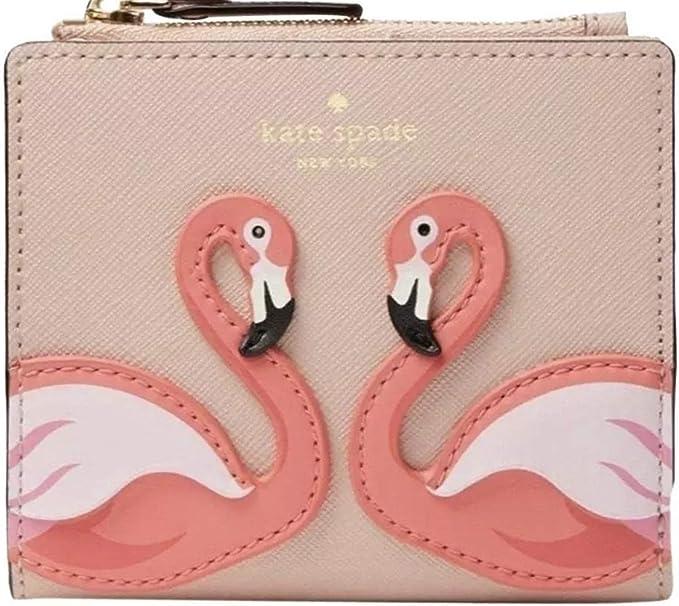 Amazon.com: Kate Spade Flamingo By the Pool - Cartera ...