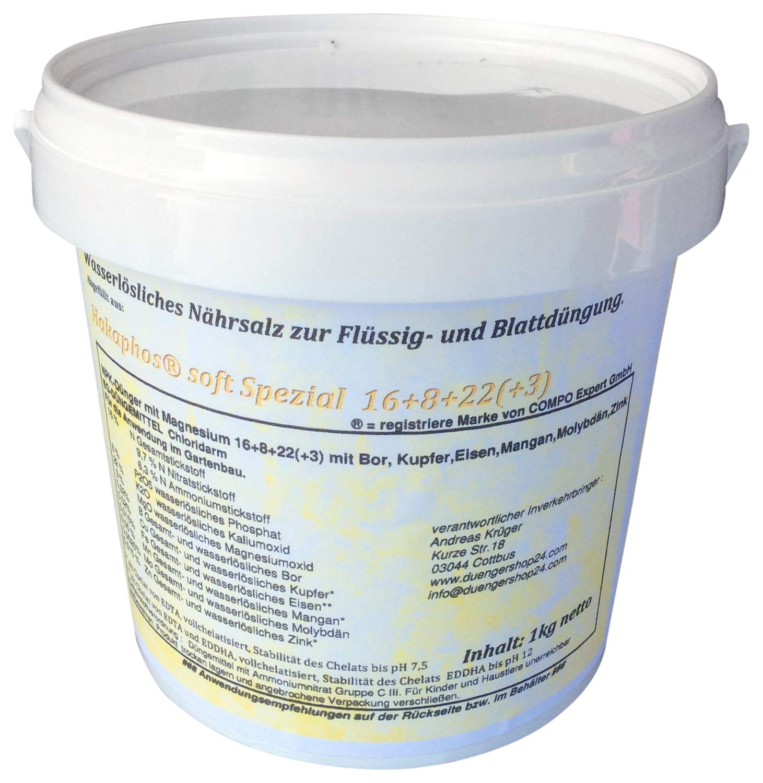1 kg Fertilizante universal hakaphos® nähr Sal
