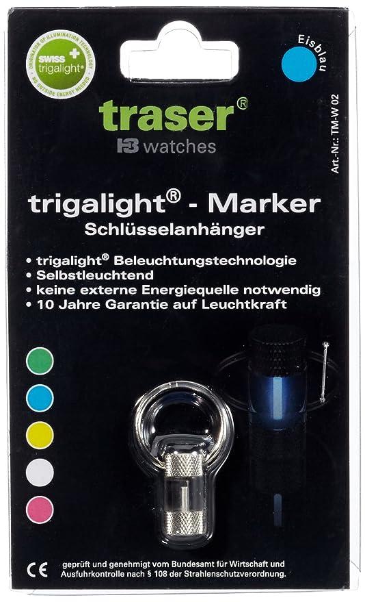 Böker Traser Trigalight Marcador H3 - Llavero con luz de tritio