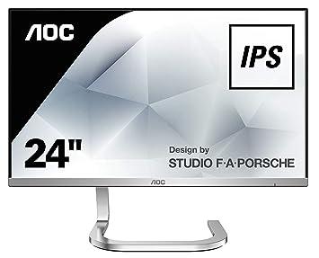 58e93c14a210 AOC PDS241 - Monitor de 23.8 quot  (resolución 1920 x 1080 Pixeles