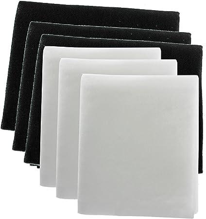 Universel Hotte filtres à graisse extracteur x 2 Pack
