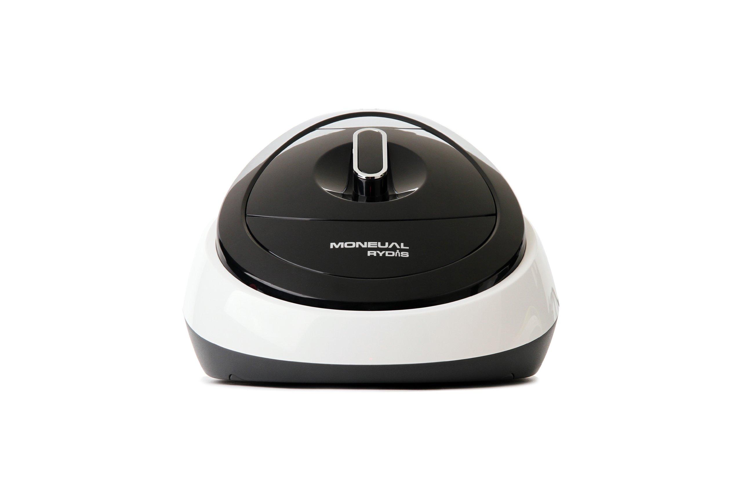 Moneual U60 Pro RYDIS UV-C Vacuum Cleaner, Black