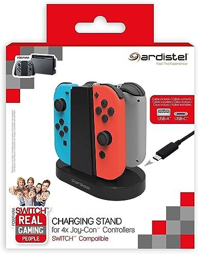 Ardistel - Charging Stand Joy-Con (Nintendo Switch): Amazon.es ...