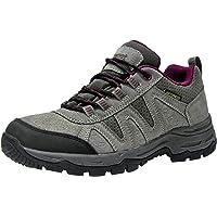 riemot Zapatillas Trekking para Mujer y Hombre, Zapatos de Senderismo Calzado de Montaña Escalada Aire Libre Impermeable…