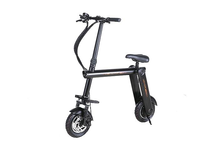 Joyor Mbike Bicicleta/Patinete Eléctrico Ecológico y ...