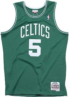wholesale dealer 5b72c 84d02 Amazon.com : Mitchell & Ness Kevin Garnett 2007-08 Boston ...