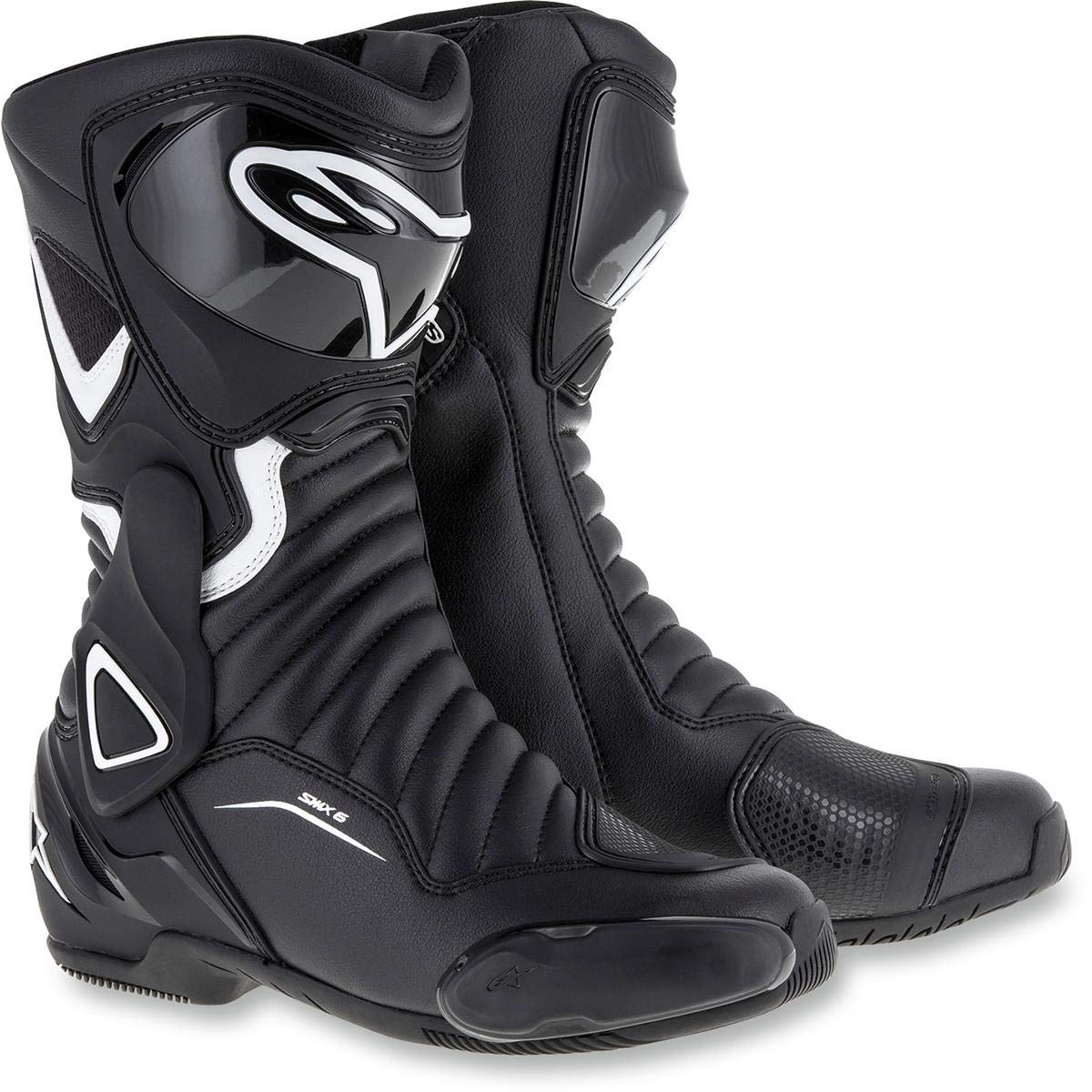 Noir//Blanc 37 Alpinestars 222311712-37 Chaussures Moto