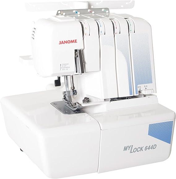 Janome 134D - Máquina de coser: Amazon.es: Hogar