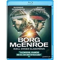 Borg/McEnroe - Duell zweier Gladiatoren [Blu-ray]